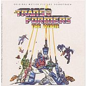 The Transformers: The Movie - Original Motion Picture Soundtrack 变形金刚大电影原声CD
